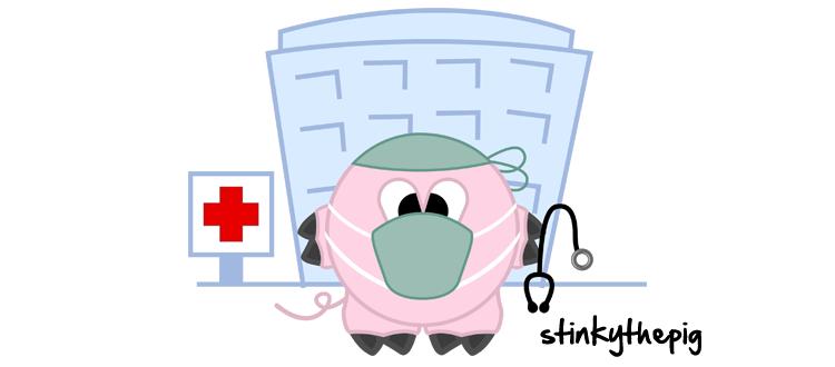 stinky doctor Stinky the Doctor