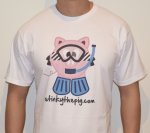 shirt stinkythesnorkeler 150x133 Stinky the Snorkeller