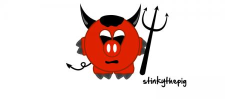 stinky devil 450x198 Stinky Devil Diaries